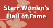 Starr Women's Hall of Fame