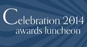 2014 Alumni Awards Luncheon