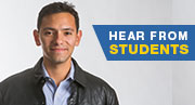 hear from students