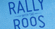 Rally with the roos