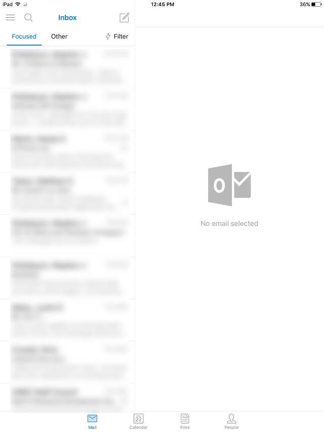 Mobile Devices → Office 365 Email Setup for Students
