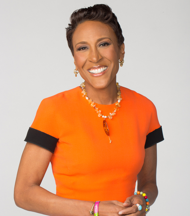 Robin Roberts publicity photo